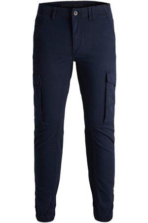 Jack & Jones Homme Cargos - Garçons Paul Flake Akm 542 Pantalon Cargo Men blue
