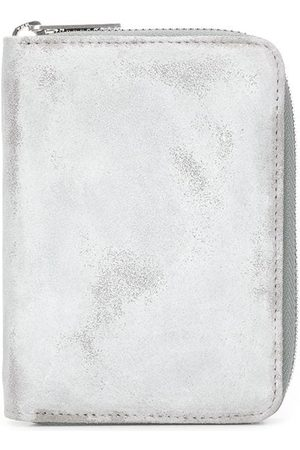 Maison Margiela Four-stitch zipped wallet