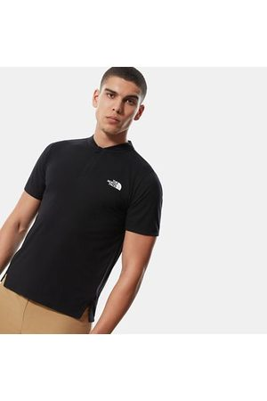 The North Face Polo Active Trail Pour Homme Tnf Black Taille L