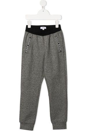 HUGO BOSS Pantalon de jogging à logo brodé