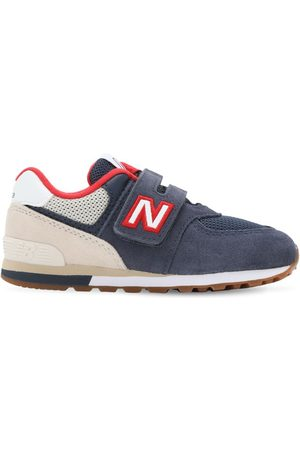Chaussures enfant scratch New Balance - FASHIOLA.fr | comparez et ...