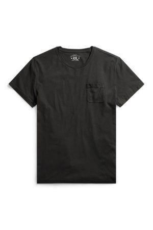 RRL T-shirt en jersey de coton indigo