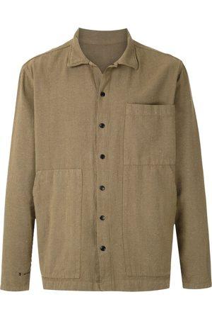 OSKLEN T-shirt Double SK8 en coton biologique