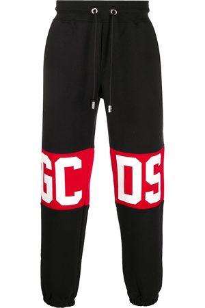 GCDS Pantalon de jogging à logo imprimé