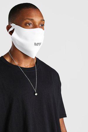 Boohoo Lot de 2 masques mode MAN Homme
