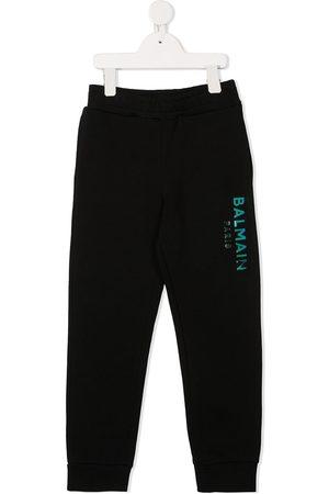 Balmain Joggings - Pantalon de jogging à logo imprimé