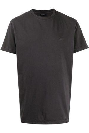 Diesel T-shirt à logo imprimé