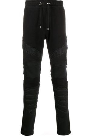 Balmain Motox padded track pants