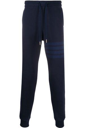Thom Browne Homme Pantalons - Pantalon de jogging à détail 4 bandes signature