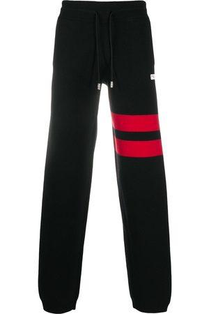 GCDS Pantalon de jogging à plaque logo