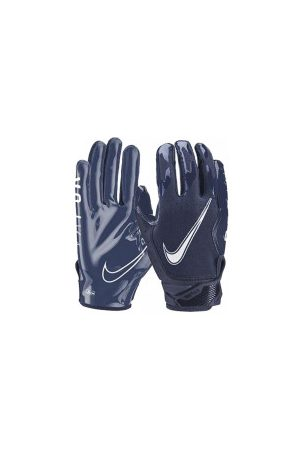 Nike Équipements de sport - Gant de football américain vapor Jet 6.0 pour receveur Navy