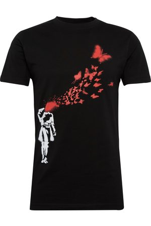 Mister Tee T-Shirt 'Banksy