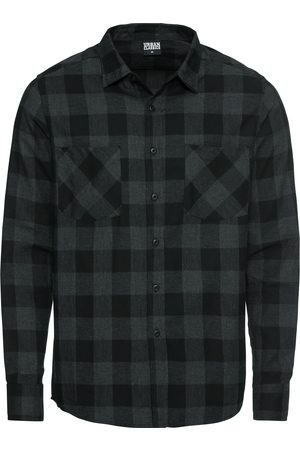 Urban classics Chemise 'Checked Flanell