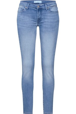 7 for all Mankind Femme Skinny - Jean 'THE SKINNY CROP BAIR MIRAGE