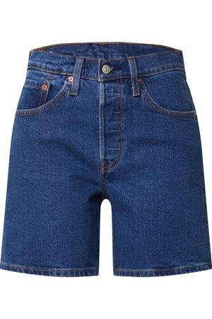 Levi's Femme Shorts en jean - Jean '501