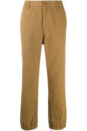 Gucci Pantalon de jogging à bandes contrastantes