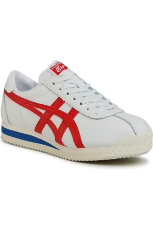 Onitsuka Tiger Sneakers - Tiger Corsair 1183B397 White/Classic Red 100