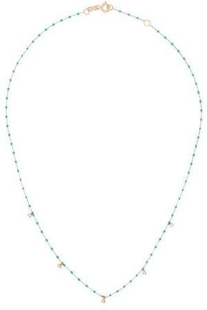 GIGI CLOZEAU Collier à détails de perles et diamants