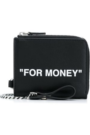 OFF-WHITE Quote card holder