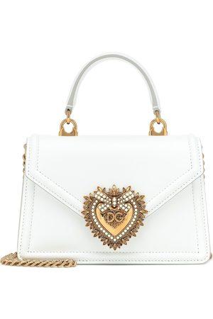 Dolce & Gabbana Sac à bandoulière Devotion Small en cuir