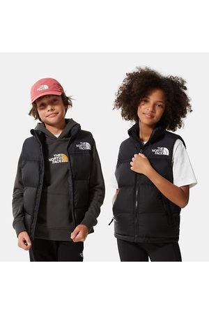 The North Face Veste Sans Manches 1996 Retro Nuptse Pour Enfant Tnf Black Taille L