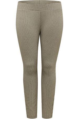 Urban Classics Curvy Leggings 'Vichy