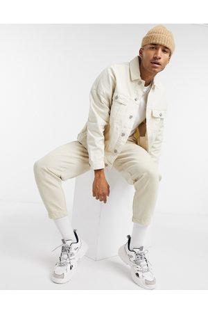 ASOS Veste en jean oversize