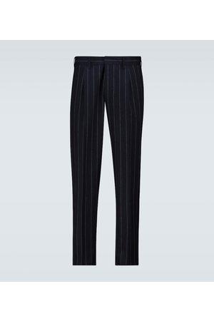 THE GIGI Pantalon Tonga+Z en laine mélangée