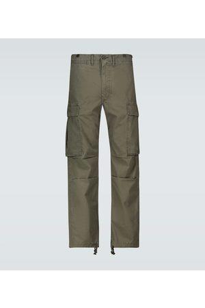 RRL Pantalon cargo en coton