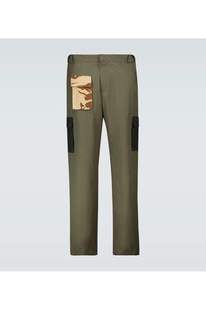 GR10K Pantalon cargo en coton