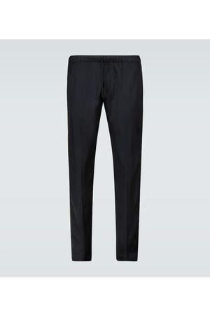 DRIES VAN NOTEN Pantalon à cordons