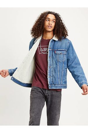 Levi's Homme Type III Sherpa Trucker Neutral / Fable
