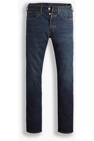 Levi's Homme Jeans - 501® Original Jeans (Big & Tall) Dark Blue / Block Crusher