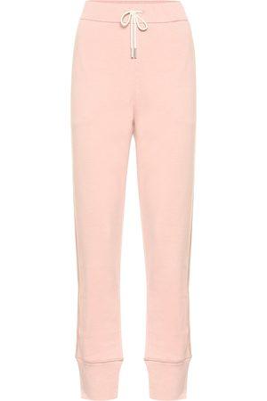Jil Sander Pantalon de survêtement en coton