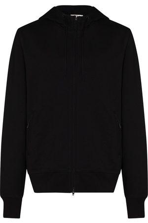 Y-3 Logo-print hoodie