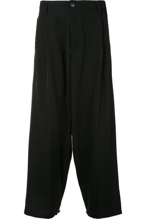 YOHJI YAMAMOTO Loose-fit tailored-style trousers
