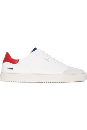 Axel Arigato White Clean 90 triple leather sneakers