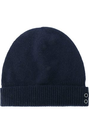 RON DORFF Ribbed knit beanie