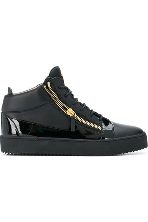 Giuseppe Zanotti Side-zip high-top sneakers