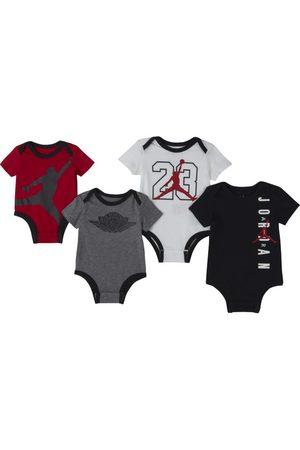 Nike Lot de quatre bodys Jordan pour Bébé (0 - 12 mois)