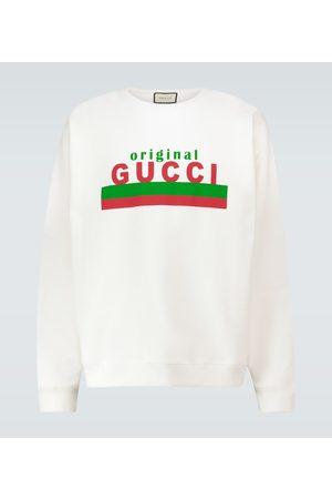 Gucci Sweat-shirt Original en coton
