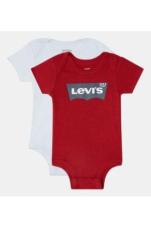 Levi's Lot de 2 bodies siglés coton