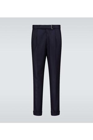 OFFICINE GENERALE Pantalon Luigi en laine