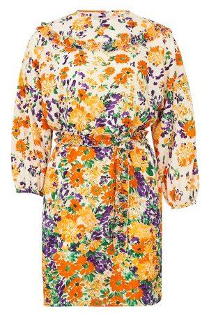 ROSEANNA Robe imprimée fleurie