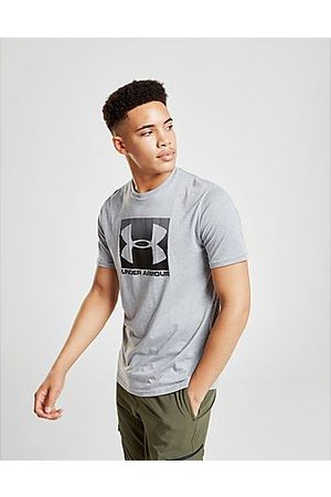 Under Armour T-shirt Boxed Logo Homme - / , /