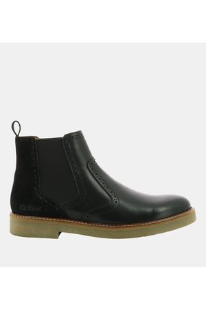Kickers Bottines Oxflama en cuir