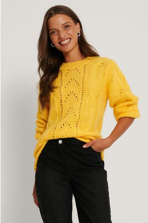 Trendyol Femme Pulls en maille - Pull Maille - Yellow