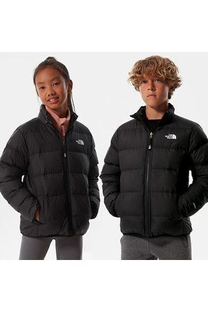 The North Face Vestes - Veste Réversible Andes Pour Enfant Tnf Black Taille L