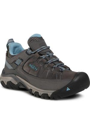Keen Chaussures de trekking - Targhee III Wp 1023038 Magnet/Atlantic Blue