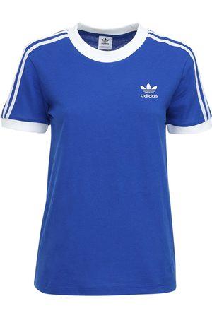 "adidas T-shirt En Coton ""3 Stripes"""
